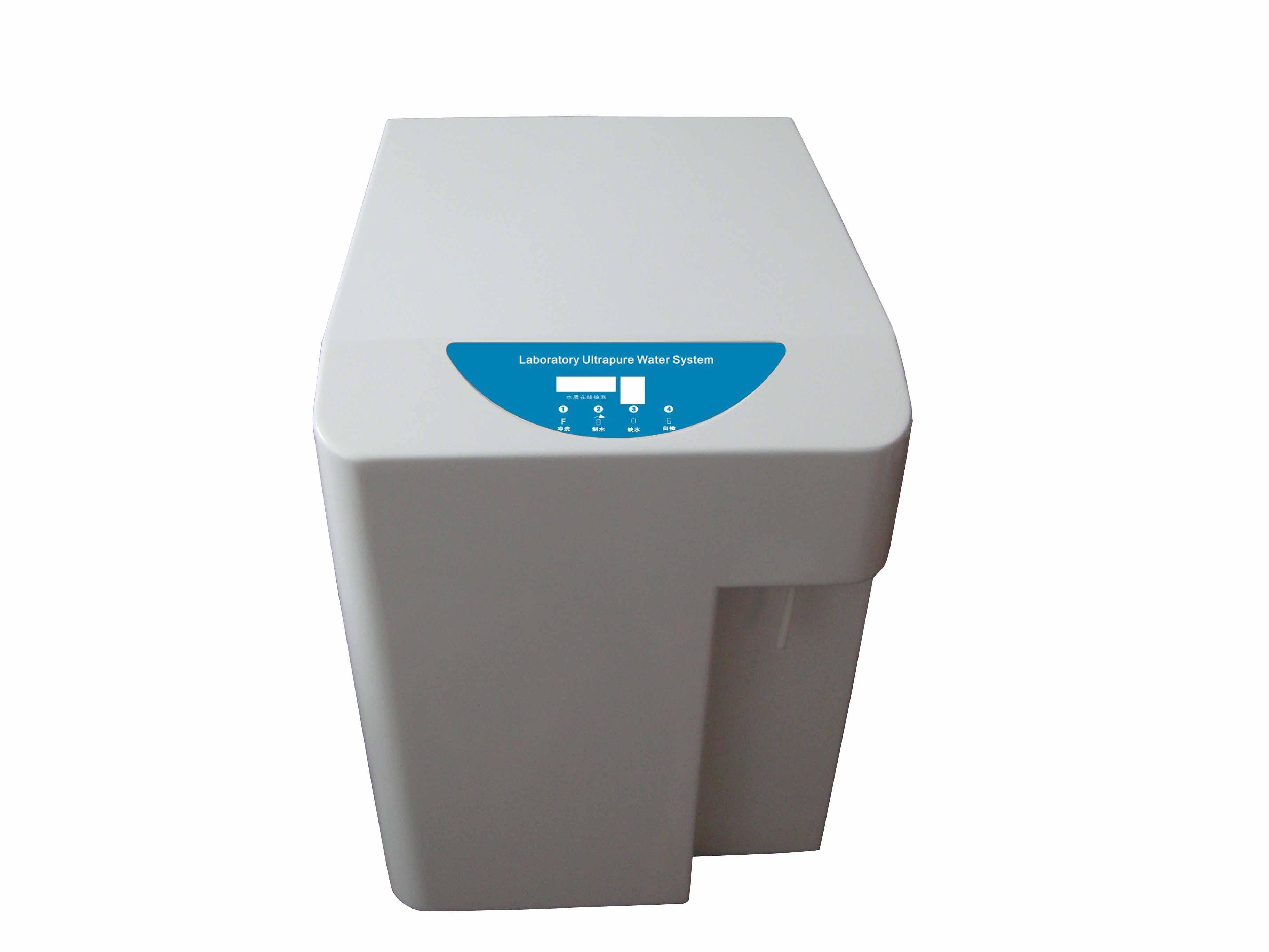 水质在线监测型纯水机/去离子水
